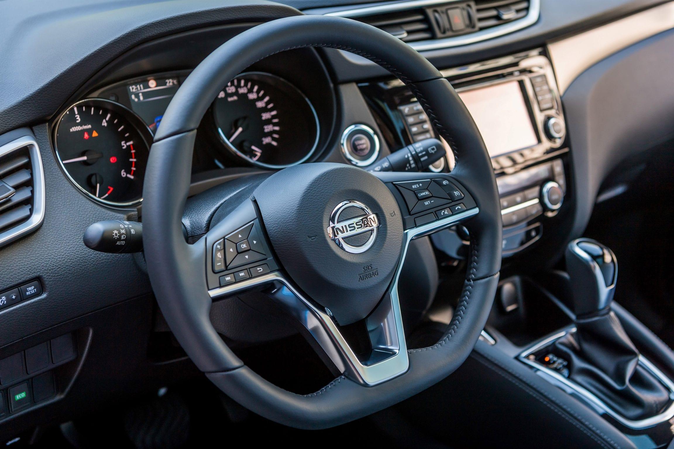 Nissan Qashqai Automaat