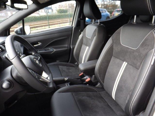 Nissan Micra 1.0 IG-T N-Sport 101 pk